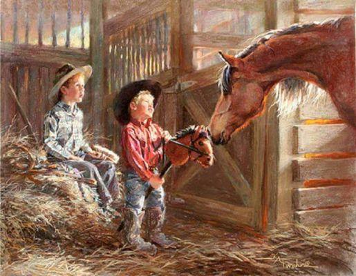 Kids Western Wear Apparel